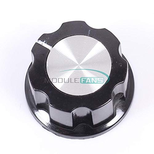 4PCS MF-A03 2716MM knob hat Pot Knobs Bakelite Knob Potentiometer Knob Copper (Bakelite Hat)