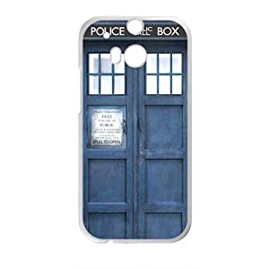 Malcolm Police Box Hot Seller Stylish Hard Case For HTC One M8