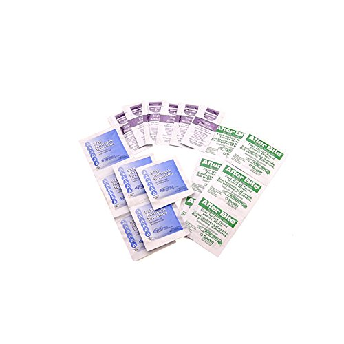 Refill Topical Antiseptics and Ointments for First Aid Kits