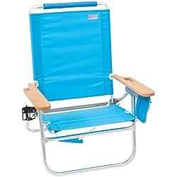 Rio Beach Beach Bum Chair, Turquoise