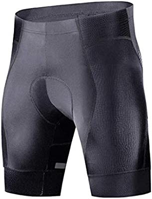 Men/'s Cycling Shorts 4D Padded Road Bike Shorts Quick Dry Sports Bicycle Shorts