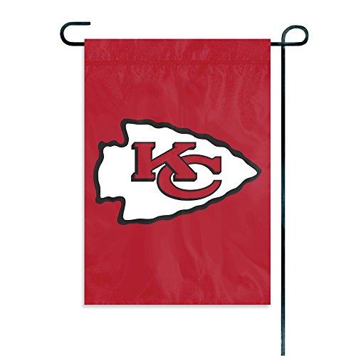 Party Animal Kansas City Chiefs Garden Flag