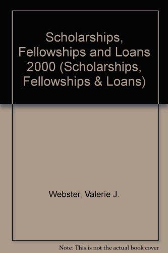 Scholarships, Fellowships and Loans (Scholarships, Fellowships & Loans)