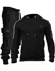 VoLIta mens jogging suits sets, men's tracksuits, men sweatsuits sets, hoodie set for men