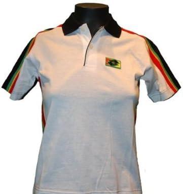 Lotto Polo Becker Legend Junior, Joven, Color Blanco/Negro/Rojo ...