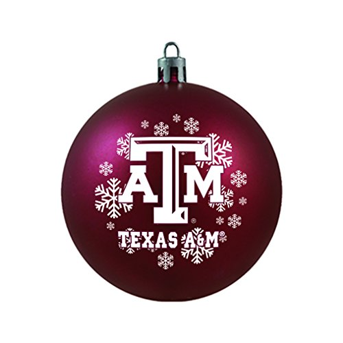NCAA Texas Aggies Shatterproof Ornament product image
