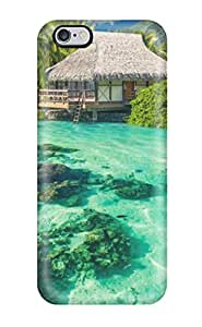 Maria Julia Pineiro's Shop Hot 3362224K99398092 New Snap-on Skin Case Cover Compatible With Iphone 6 Plus- Seascape