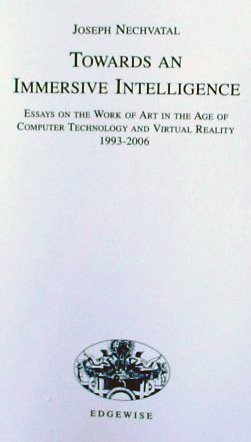 Towards An Immersive Intelligence: Essays on the Work of Art in the Age of Computer Technology and V ebook