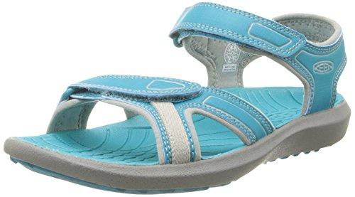 de Türkis Aster femme Keen Courroie Sandales Été San Velcro Chaussures Dale d'eau loisir Fermeture EwdORq