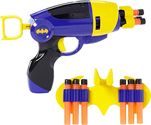 DC Super Hero Girls Bat Girl Blaster]()