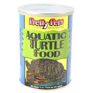 Pretty Pets Aquatic Turtle Food: 12 oz by Pretty Pets