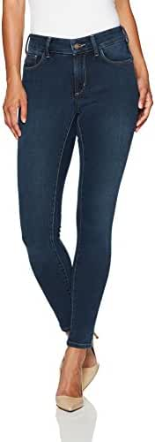 NYDJ Women's Petite Size Uplift Alina Skinny Jeans in Future Fit Denim