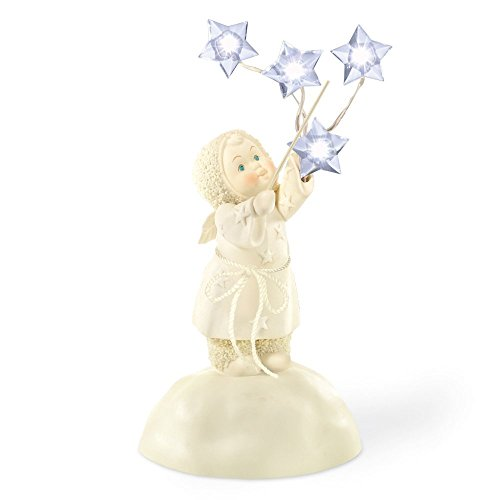 Department 56 Snowbabies Magic is in the Air Figurine (Snowbabies Magic 56)