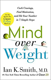 Book Cover: Mind over Weight: Curb Cravings, Find Motivation, and Hit Your Number in 7 Simple Steps