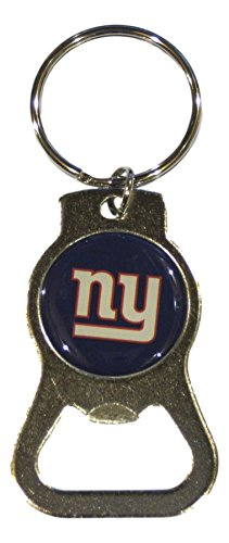 New York Giants Bottle Opener Key Chain (York Mets New Lanyard)