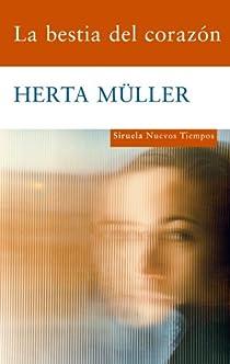 La bestia del corazón par Müller