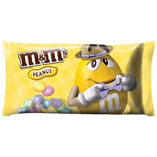 Easter Candy Chocolate Peanut M&Ms 11.4oz Bag
