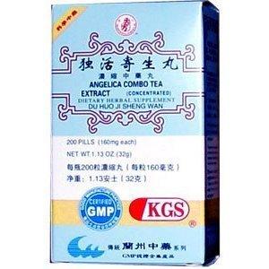 Combo Tea Extract - Angelica Combo Tea Extract (Du Huo Ji Sheng Wan)