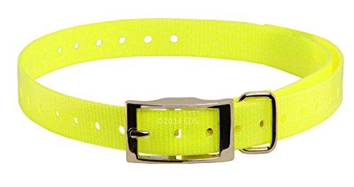 Yellow Collar Strap - 8