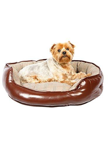 urbanpup Príncipe de Gales diseño de perro cama: Amazon.es: Productos para mascotas