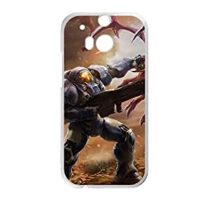 DAZHAHUI Terminator Phone Case for HTC One M8 case