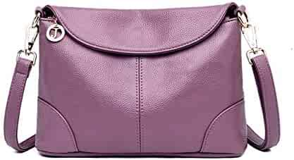 87a27fef0164 Shopping Purples - Leather - Last 30 days - Crossbody Bags ...