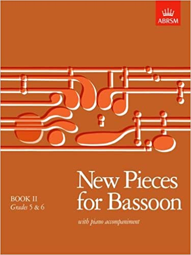 New Pieces for Bassoon, Book II: (Grades 5-6) (Bk  2) - Library