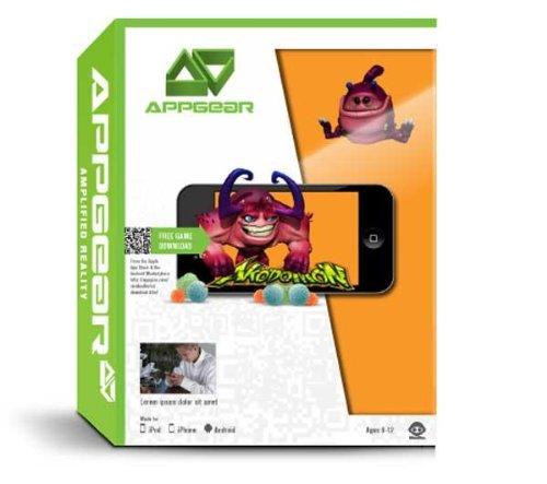 WOWWEE AppGear - Akodomon: Amazon.es: Juguetes y juegos