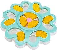 POPETPOP Dog Puzzle Food Box Intelligence Training Treasure Slow Food Bowl Pet Toys