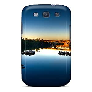 Fashionable HksyHBF719WGUpk Galaxy S3 Case Cover For Still Waters Protective Case