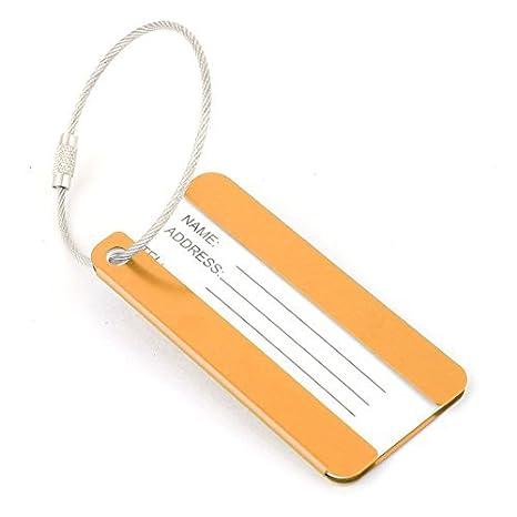 Amazon.com : eDealMax aleación de aluminio de la maleta del ...