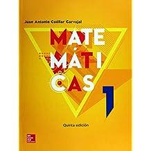 Matemáticas. Vol. 1