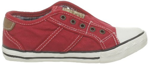 Rot Baskets mode Mustang 5803405 mixte enfant 5 Rouge yw4vORq7xR