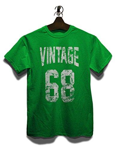 Verde 1968 Diversi shirt Taglie Vintage T Colori w0O8BnUwR