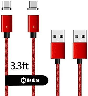 Amazon.com: Netdot Gen7eration - Cable de carga y ...