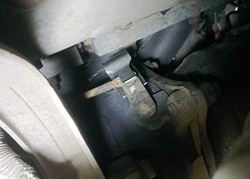 Genuine VAG Anti Rattle Clip for Wastegate on 2 0 TSI