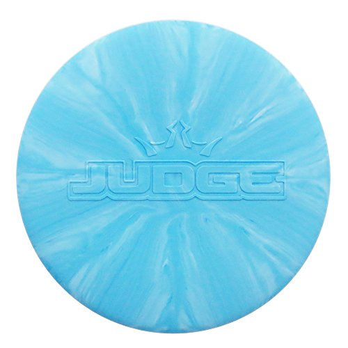 Dynamic Discs Engraved Bar Stamp Classic Blend Burst Judge Disc Golf Mini Marker Disc [Colors may vary] (Disc Marker)