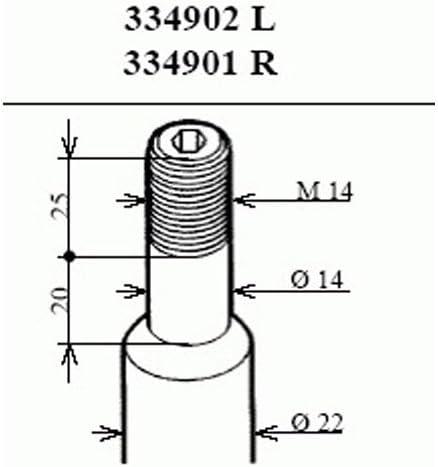 KAYABA UK KYB334901 KYB 334901 Shock Absorber