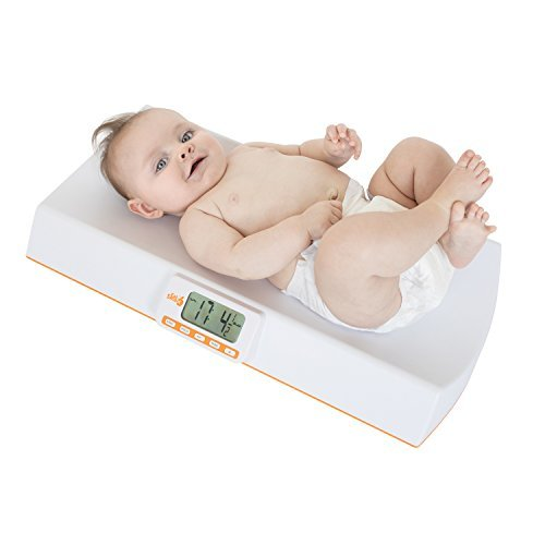 EatSmart Precision Digital Baby and Pet Check Weight Scale, 44 Pound Capacity by EatSmart