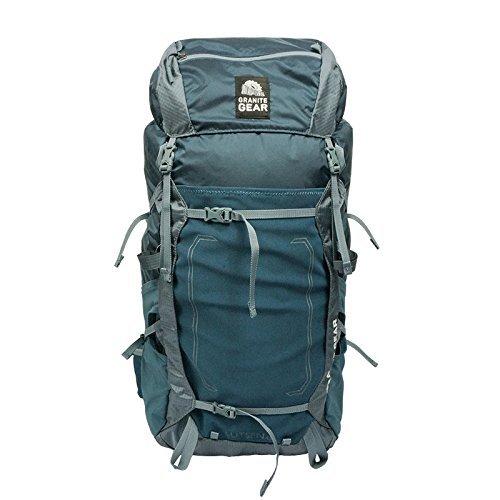Granite Gear Lutsen 45 Backpack - Women's Basalt/Rodin/Stratos Small/Medium [並行輸入品] B07CR5NJB2