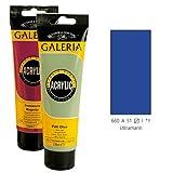 Galeria Acrylic Paint 60ml-Ultramarine