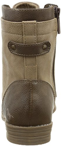 Classic Cold Women 1157 Brown Braun Length Boots 5 Mustang Lined Short Erde 312 nWXAAx