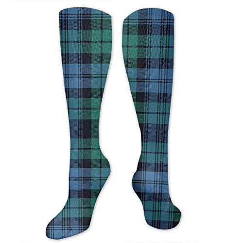 - Wushidh83 Black Watch Tartan, Ancient Men's/Women's Sensitive Feet Wide Fit Crew Socks and Cotton Crew Athletic Sock