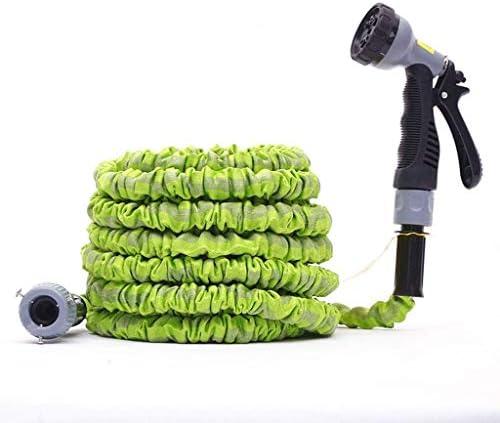 8つの機能スプレーガンを備えた拡張可能なガーデンホースホースフレキシブル拡張ウォーターホースフリーガーデンStorageleakage for Garden Home Outdoor(Size:30M)Flexible use Garden Tools