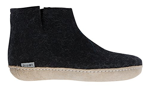 Glerups Unisex Model G Charcoal Boot - 41 by Glerups