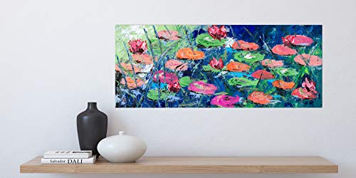 lily Canvas Print by Artist Amber McDowell ()