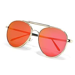 ZHIRONG Gafas de sol polarizadas de alta definición de la moda al aire libre Protección solar al aire libre Espejo de conducción Gafas de sol de protección UV neutral ( Color : 05 )