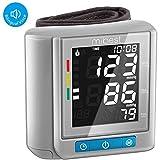 Best Wrist Blood Pressure Monitors - MIBEST Wrist Blood Pressure Monitor with Talking Function Review