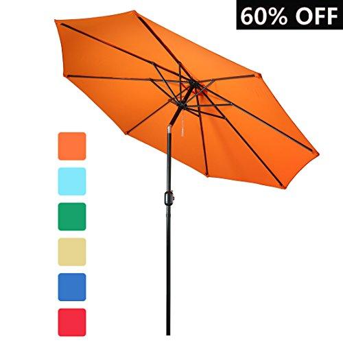 Balichun Outdoor Aluminum Umbrella Guarantee product image