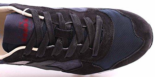 Blue Denim Uomo Sneakers Trident Diadora Heritage S per 90 qfHABvC